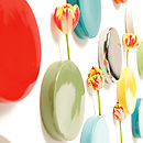 Dot Wall Vase In Nine Colours