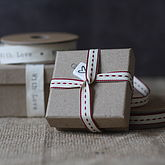 Brown Cardboard Gift Boxes - christmas decorations