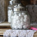Glass Sweet Jar