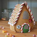 Knit Your Own Gingerbread House