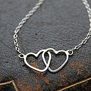 Unity Hearts Necklace