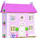 Baytree Doll's House With Furniture