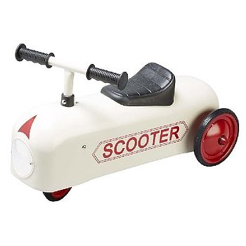 how to ride street on a scooter