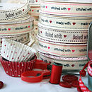 'With Love' Craft Ribbon Reel
