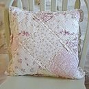 Floral Shabby Chic Cushion