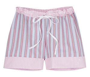 Egyptian Cotton Sleep Shorts - lingerie & nightwear