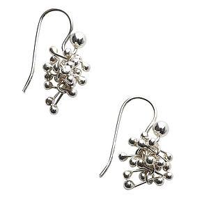 Joy Cluster Earrings - earrings