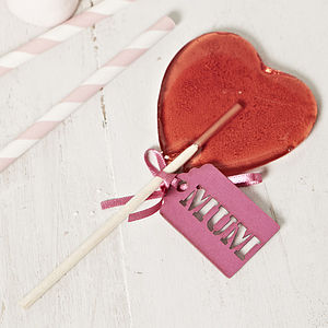 Mother's Day Lollipop