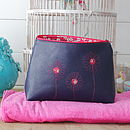Daisy wash bag