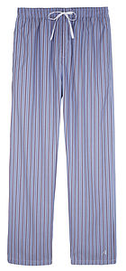 Men's Egyptian Cotton Pyjama Bottoms