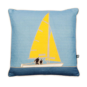 Sail Solo Cushion