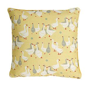 Geese Cushion