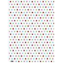 Spring Flower Double Sided Wrapping Paper