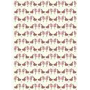 Hen Double Sided Wrapping Paper