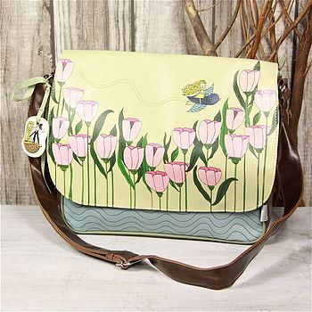 Once Upon A Time Thumbelina Satchel