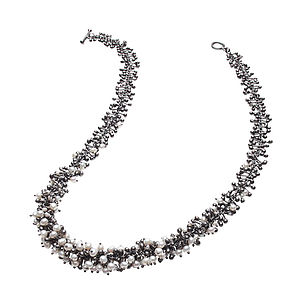 Blossom Silver Special Necklace