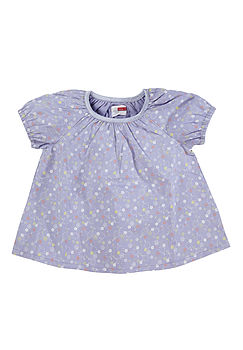 Farrah Newborn Tunic Dress