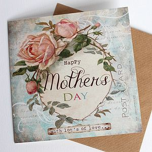 Mother's Day Card - mother's day cards