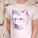 Unicorn Bear T Shirt