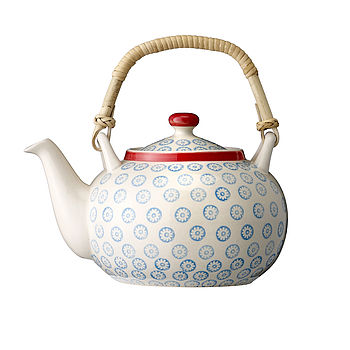 Dotty Teapot