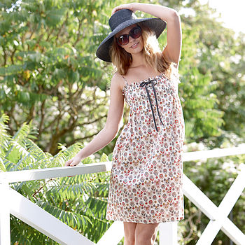 Women's Liberty Cotton Sundress