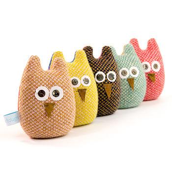 min lavender owl
