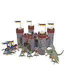 Knights And Dragons Party Table Centrepiece