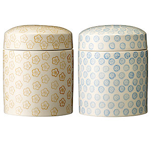 Dotty Pot - kitchen accessories