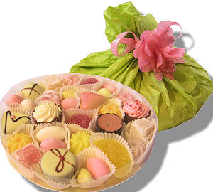 Chocolates And Candies Gift Box - shop by price