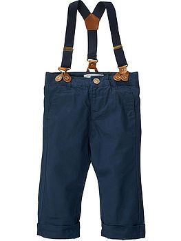 Frankie Twill Chino Trousers