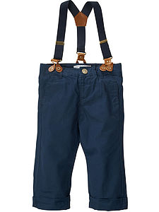 Frankie Twill Chino Trousers - clothing