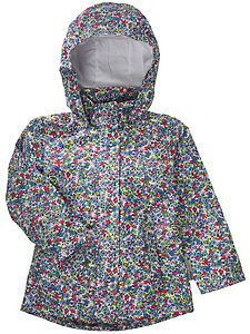 Floral Mello Girl's Jacket
