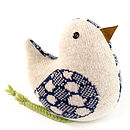 Large lavender chick oat LC301