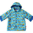 Digger Hooded Raincoat