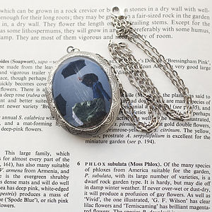 Into Each Life Locket Necklace