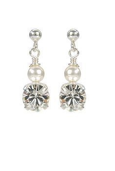 Modern Heirloom Pearl Earrings