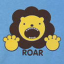 'Roar' Lion T Shirt