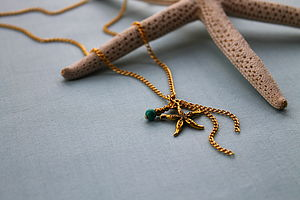Pacaya Necklace - charm jewellery