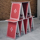Playing Card Table