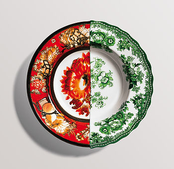 Porcelain Fusion Soup Bowl