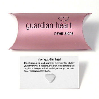 Guardian Heart Pillow Pack