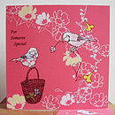 Love Birds Gift Set