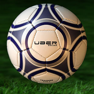 Uber Soccer Trainer Ball - games