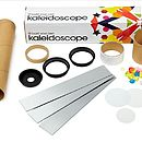 Thumb build your own kaleidoscope
