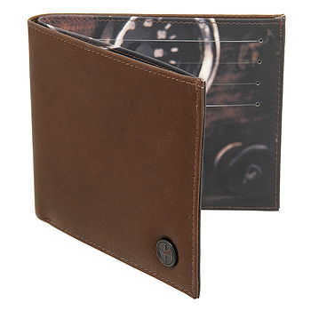 Car Dashboard Leather Wallet