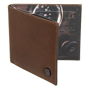 Car Dashboard Leather Wallet - wallets & money clips