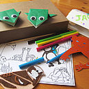 Thumb children s craft club kit
