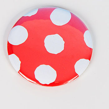Pocket Handbag Mirror Five Variations