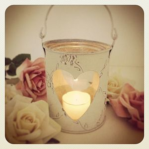 Heart Tea Light Holder - view all mother's day gifts