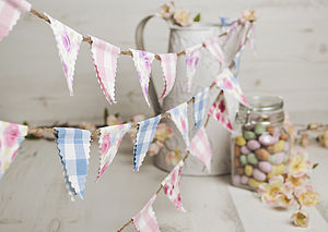 Miniature Bunting - bunting & garlands